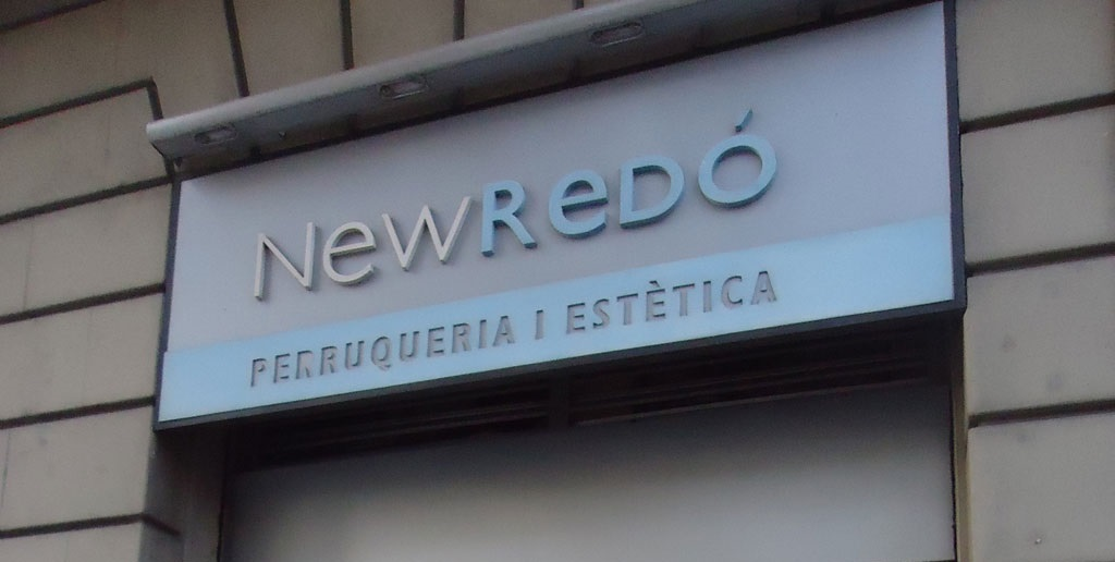 NEW REDO- Peluquería y estética